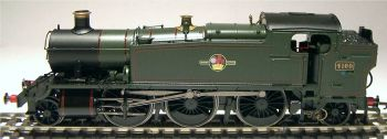 Hornby R3725  BR Class 5101 'Large Prairie' 2-6-2T 4160 - Era 5