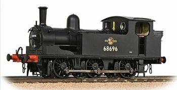 Bachmann 31-062  LNER J72 Tank 68696 BR Black