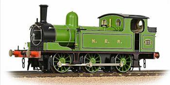 Bachmann 31-063  NER E1 Tank 2173 NER Lined Green