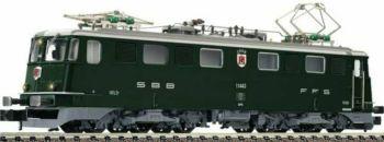 Fleischmann 737201 Class Ae 6/6 electric loco of the Swiss SBB (N scale)