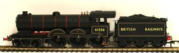 Hornby R3545  BR  Class B12 4-6-0 61556