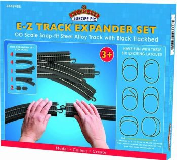 Bachmann 44494BE  E-Z Track Layout Expander Pack