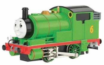 Bachmann 57842BE  Percy the Small Engine with Moving Eyes