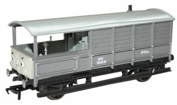 Bachmann 77019BE  Toad Brake Van
