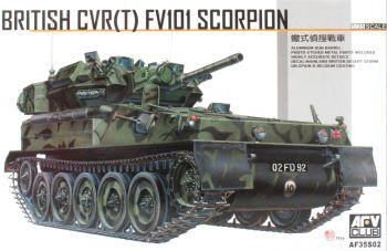 AFV Club AF35S02CVR(T) FV101 Scorpion