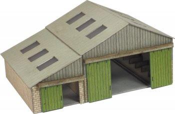 Metcalfe PN951  Manor Farm Buildings N Scale
