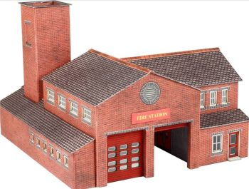 Metcalfe PN189  Fire Station