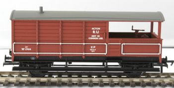 Bachmann 33-307A  GWR 20T 'Toad' Brake Van BR Bauxite (Early)
