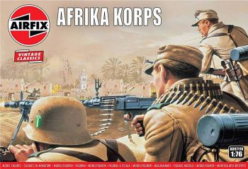Airfix A00711V  WWII Afrika Corps 1:76