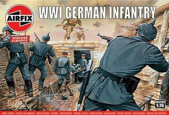 Airfix A00726V  WWI German Infantry 1:76