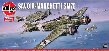 Airfix A04007V  Savoia-Marchetti SM79 1:72