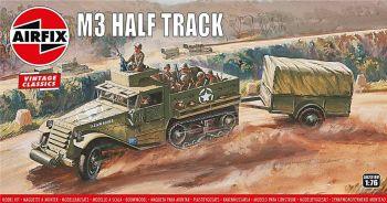 Airfix A02318V  M3 Half-Track 1:76