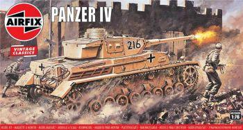 Airfix A02308V  Panzer IV 1:76