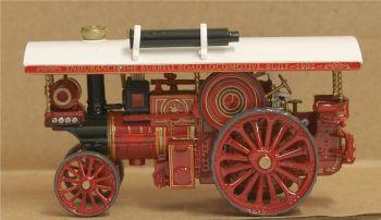 Oxford Diecast 76BR004  Burrell 8 NHP Dcc Locomotive No 2547 'Endurance'