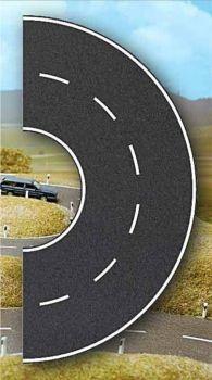 Busch 1103  Curved Road 'HO/TT'