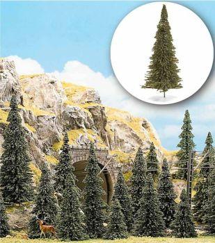 Busch 6471  30 Assorted Pine Trees 'HO'