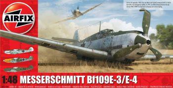 Airfix A05120B  Messerschmitt Bf109E-3/E-4