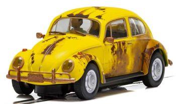 Scalextric C4045  Volkswagen Beetle Rusty Yellow