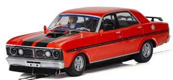 Scalextric C3937  Ford XC Falcon 1970 - Candy Apple Red