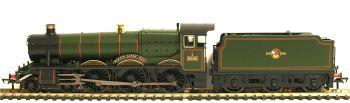 Bachmann 31-786  GWR 'Modified Hall' 6998 'Burton Agnes Hall' BR Lined Green