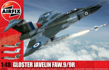 Airfix A12007  Gloster Javelin FAW 9/9R 1:48