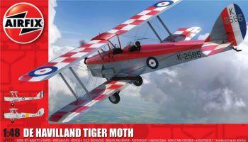 Airfix A04104  de Havilland D.H.82a Tiger Moth 1:48