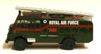 Oxford Diecast NGG003  Green Goddess RAF