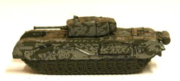 Oxford Diecast NCHT003  Churchill Tank 142 RAC Tunisia 1943