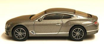 Oxford Diecast 76BCGT002  Bentley Continental Gt Tungsten