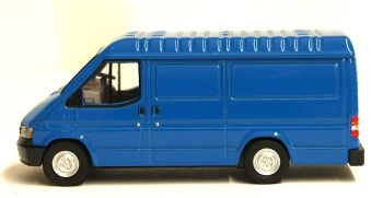 Oxford Diecast 76FT3009  Ford Transit MK3 Gentian Blue