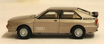 Oxford Diecast 76AQ003  Sable Brown Metallic Audi Quattro