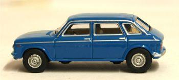 Oxford Diecast 76MX004  Pageant Blue Austin Maxi