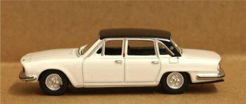 Oxford Diecast 76TP007  Triumph 2500 Sebring White