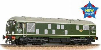 Bachmann 32-443  Class 24/1 D5094 Disc Headcode BR Green (Late Crest)