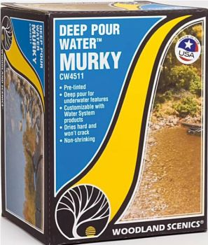 Complete Water System CW4511  Murky Deep Pour Water