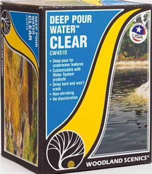 Complete Water System CW4510  Clear Deep Pour Water