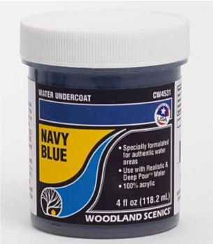 Complete Water System CW4531  Navy Blue Water Undercoat