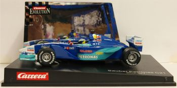 "Carrera 25459  Evolution Sauber-Petronas C21 No7 ""Nick Heidfeld"" 1:32"
