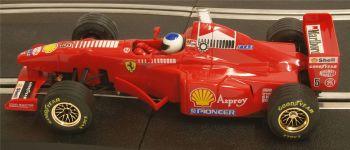 "Ninco 50162  Ferrari F 310 B ""Michael Schumacher"" No5 1:32"
