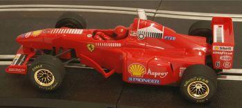 "Ninco 50163  Ferrari F 310 B ""Eddie Irvine"" No5 1:32"