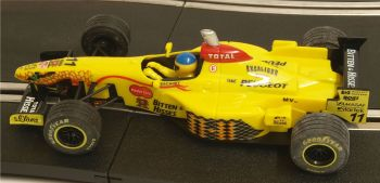 "Ninco 50172  Jordan Peugeot 197 ""Ralf Schumacher"" No11 1:32"
