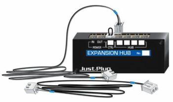 Just Plug™ Lighting System JP5702  Expansion Hub