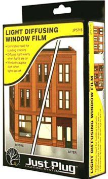 Just Plug™ Lighting System JP5715  Light Diffusing Window Film
