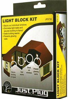 Just Plug™ Lighting System JP5716  Light Block Kit