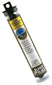 Just Plug™ Lighting System JP5738  Blue Stick-on LED Lights