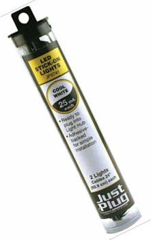 Just Plug™ Lighting System JP5741  Cool White Stick-on LED Lights
