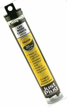 Just Plug™ Lighting System JP5744  Yellow Nano LED Lights