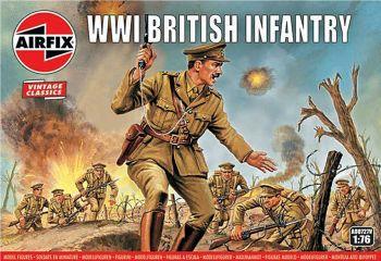 Airfix A00727V  WWI British Infantry 1:76