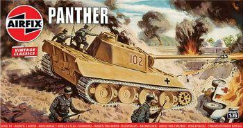 Airfix A01302V   Panther Tank 1:76