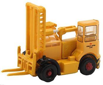 Oxford Diecast NSDF003  Shelvoke & Drewry Freightlifter British Rail Yellow